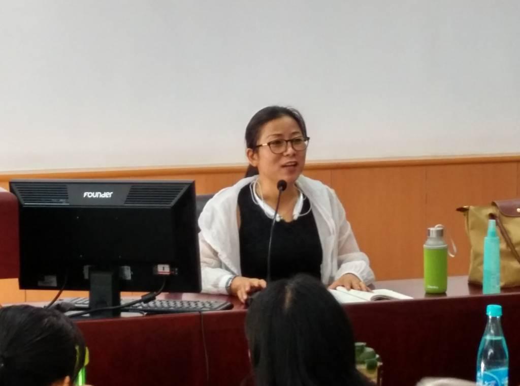 褚慧娟:北京十佳导游、高级导游员、旅游局历年主考官