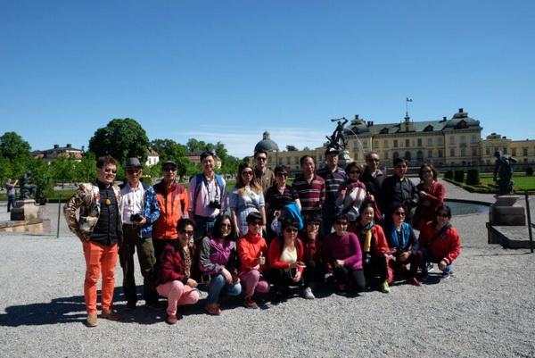 泛美国际出境领队、英文导游张来宝(2003届学员)