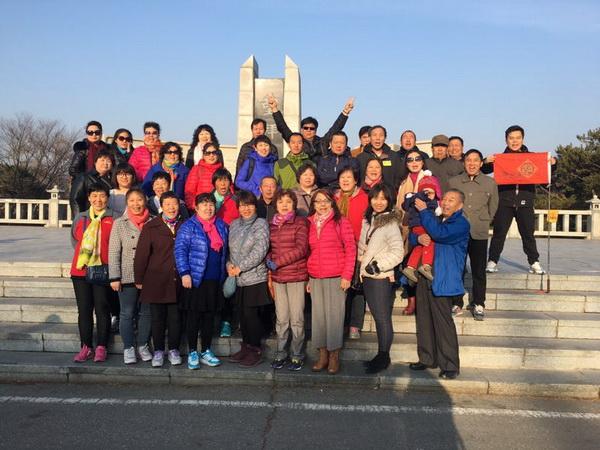 北京天朝国旅导游曹宁(本校2013届学员,2017年取得中级导游