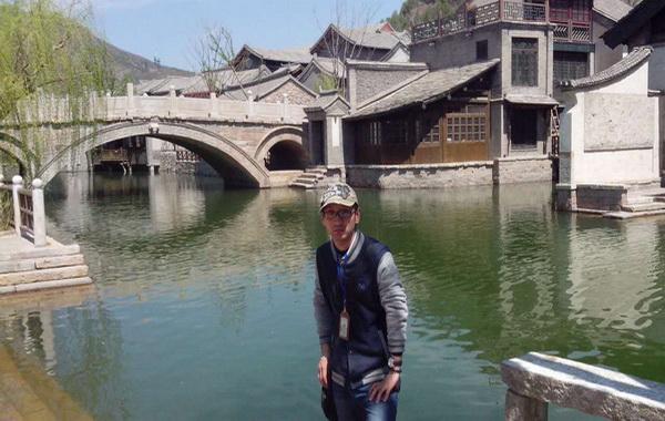 神州国旅导游王宇(本校2014届学员)