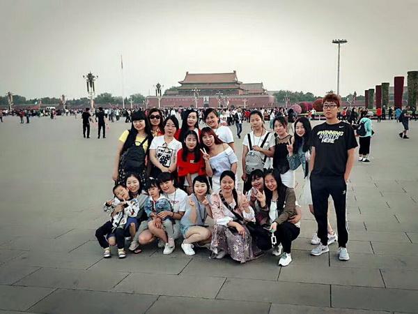 北京观光国旅导游张磊(本校2015届学员)