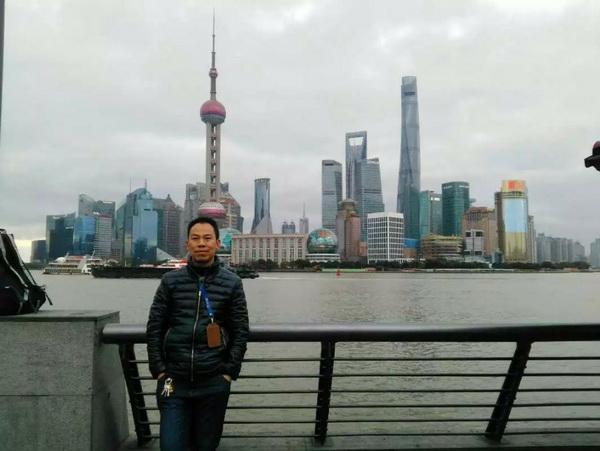 北京青旅导游王卫兵(本校2015届学员)