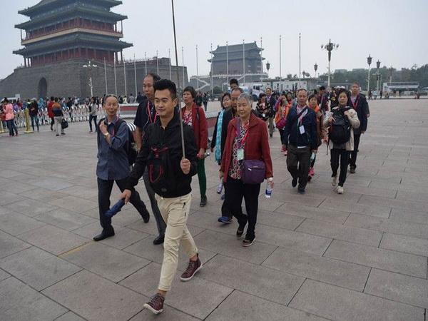 北京中广国旅导游张继稳(本校2015届学员)