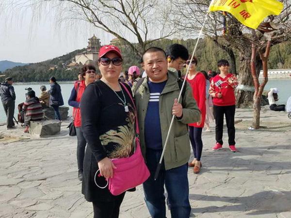 北京中润国旅导游王二大(本校2016届学员)