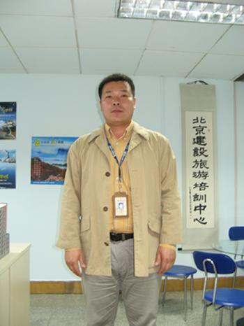 03年毕业学员中级导游崔健刚