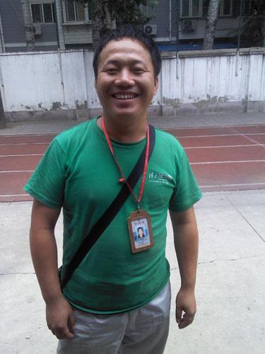 2013年取证学员中文导游——杨伟东