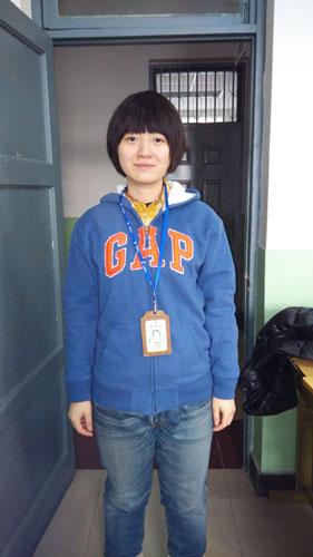 2013年取证学员英文导游—王曌
