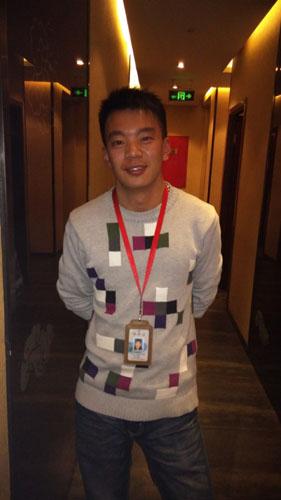 2013年取证学员中文导游—谢鹏飞