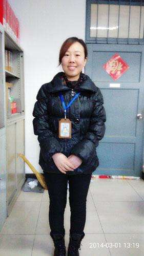 2014年取证学员—董俊娟