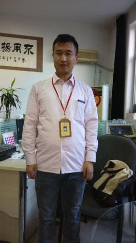 2014年取证学员—李方铁