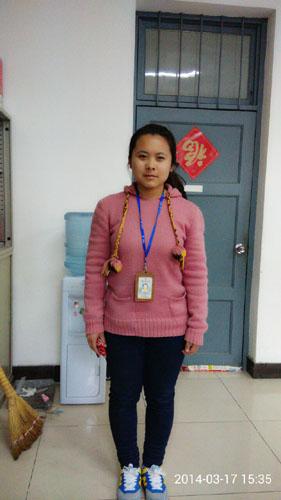 2014年取证学员—刘曦