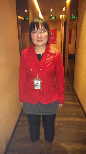 2014年取证学员—孙娟