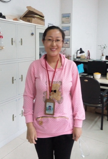 2015年取证学员—王艳丽(普通话导游)
