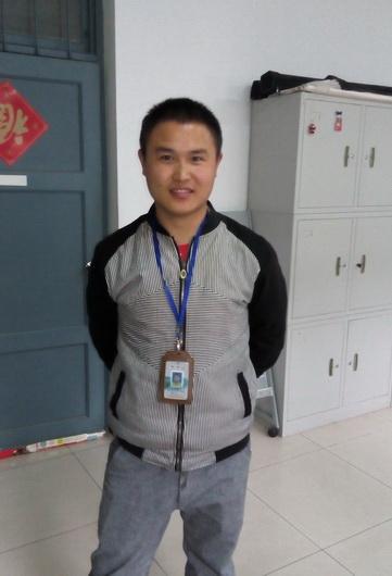 2015年取证学员—刘俊弟(普通话导游)