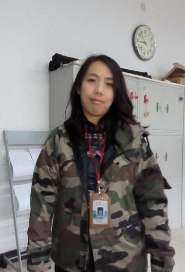 2015年取证学员—王颖(普通话导游)