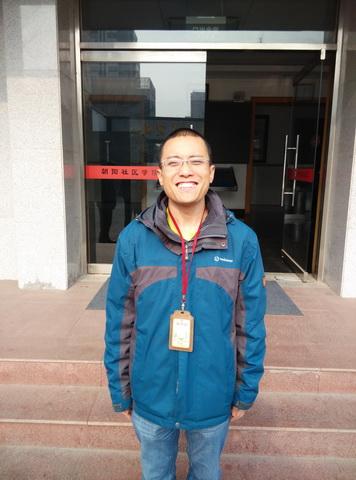 2015年取证学员—李伟(普通话导游)