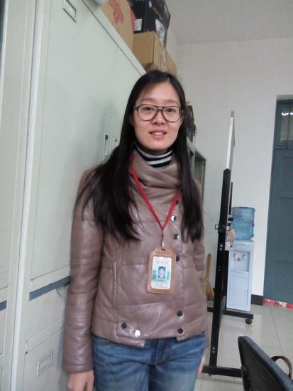 2015年取证学员—刘兵兵(英语导游)