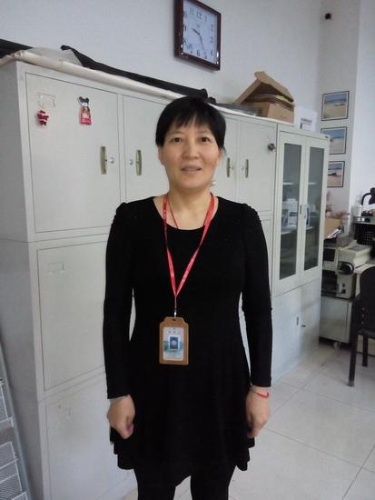 2015年取证学员—刘建苹(普通话导游)(取证年龄45岁)