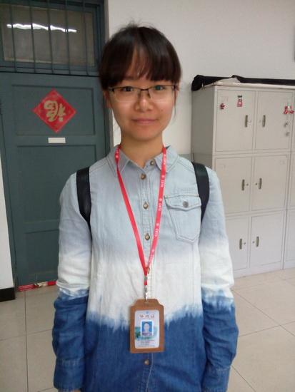 2015年取证学员—陈雁翎(普通话导游)