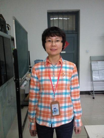 2015年取证学员—仲靖芳(普通话导游)