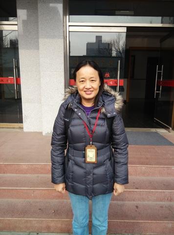 2015年取证学员—李晓明(日语导游)(取证年龄57岁)