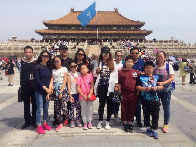 北京天马国际旅行社导游刘营(本校2016届学员)