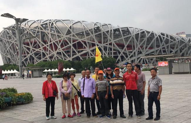 北京中润国旅导游孙致(本校2016届学员)