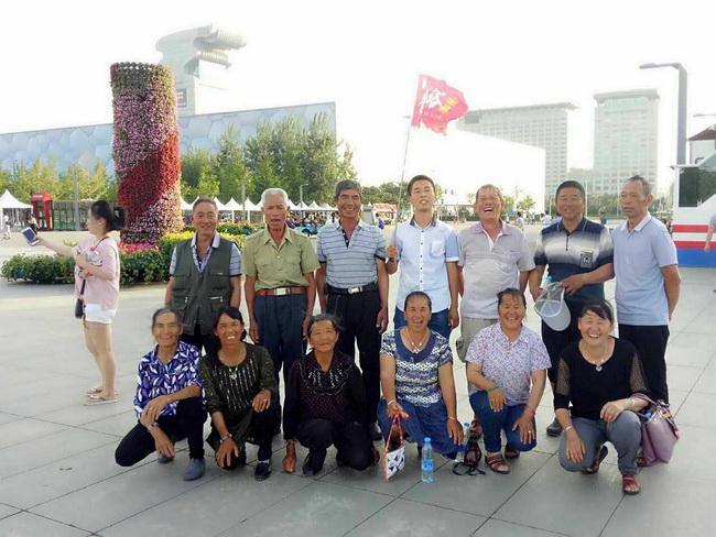 北京导游培训中心_学员带团风采 - 北京天旅导游培训中心